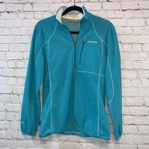 Craghoppers Prolite Half Zip Blue Top